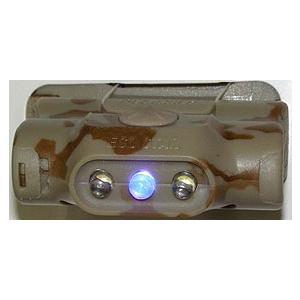 ECO STAR UV (カモ) / エコスターUV LEDヘッドランプ 防水|ps-marin