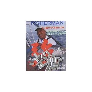FISHERMAN スーパー ミニ スリーブ M(30個入り) ps-marin