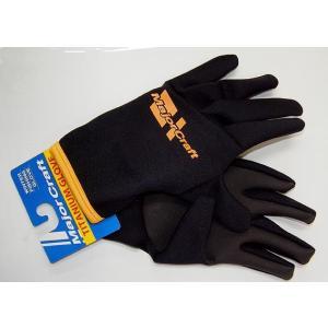 メジャークラフト チタニュームグローブ2ブラック(カットなし)L 防寒 手袋 ps-marin