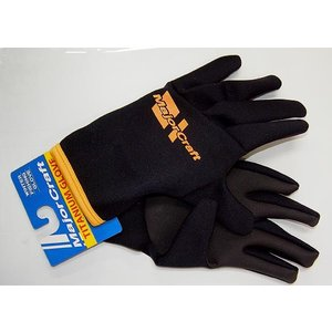 メジャークラフト チタニュームグローブ2ブラック(カットなし)M 防寒 手袋 ps-marin