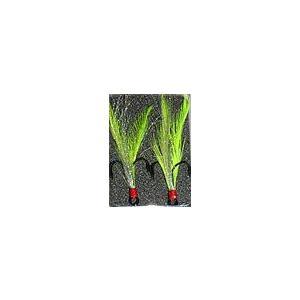 メガバス TEASER HOOK megabass フェザーフック #4(チャート)|ps-marin