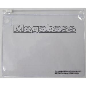 Megabass ZIP CACE メガバス ジップケース M (ブラック)|ps-marin