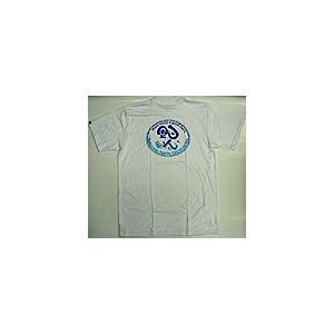沖縄 手作り館工房 海人 / 釣人 グラデ Tシャツ (ホワイト)M|ps-marin