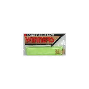 WINNERS / ウイナーズ ファインラバー (チャートリュース) 2m ラバージグ 製作用 ラバー|ps-marin