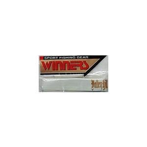 WINNERS / ウイナーズ ファインラバー (ホワイト) 2m ラバージグ 製作用 ラバー|ps-marin