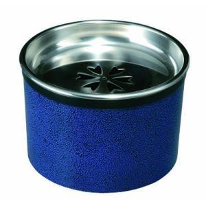 るり小紋茶こぼし(大) ユリア樹脂(蓋はステンレス製)