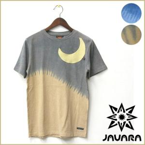 JAVARA ツキ ポケット  Tシャツ メンズ(ユニセックス)送料無料 Tシャツ,半袖,ヘンプ,メンズ,レディース(javara-tsuki)|psps