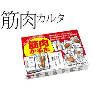 Round Flat 筋肉かるた(rf1)|psps