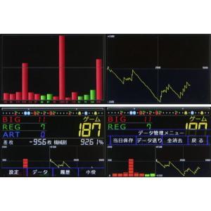 パチスロ用│スロット用│ミニデータカウンター│タッチパネル式IPS液晶データカウンター|pstock|03