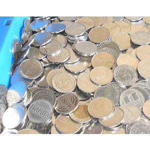 25φサイズ│中古メダル500枚(絵柄バラ)|pstock