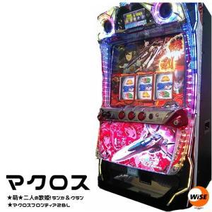 メダル不要機付│マクロスフロンティア2 Bonus Live ver.(メサイア)(ボーナスライブバージョン)│中古パチスロ実機(スロット実機)|pstock