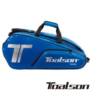 海外のトップ選手も使用するTOALSONブルーラインのツアーバッグ  ◆品番:1FT1801B ◆カ...