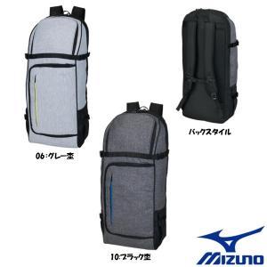 普段使いもできるスタイリッシュで大人のバックパック型ラケットバッグです。   ◆品番:63JD850...