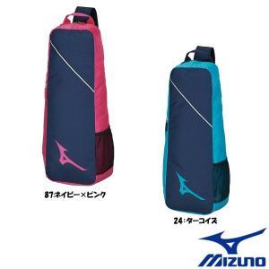 気軽に持てるワンショルダータイプのラケットケースです。  ◆品番:63JD8503 ◆カラー: 24...