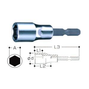 マキタ  タフソケットビット (適応ボルトM8) A 12mm|ptools