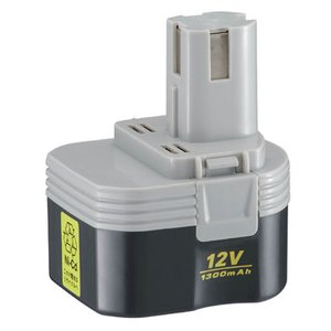 リョービ電動工具 ニカドバッテリー 12V 1.3Ah|ptools