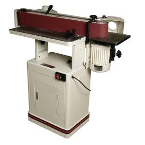 サンディングベルトが上下に振動しながら回転するので、研磨面の温度上昇や焼き付きを抑えることができます...