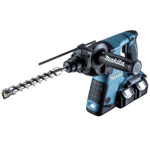 マキタ電動工具 26mm充電式ハンマドリル HR263DPG...