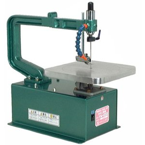 ユタカ電動工具 卓上木工糸鋸盤(定速、フトコロ380mm、フ...