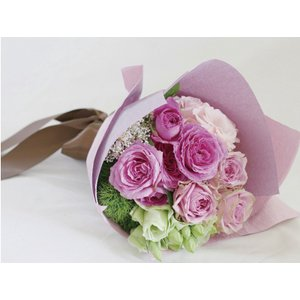 【来店受取限定】プアラニおまかせ花束 5000円|pualani-flowers