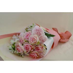 【来店受取限定】プアラニおまかせ花束 8000円|pualani-flowers|02