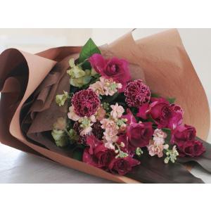 【来店受取限定】プアラニおまかせ花束 10000円|pualani-flowers