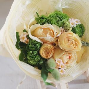 【来店受取限定】プアラニおまかせ花束 3500円|pualani-flowers