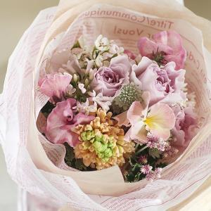 【来店受取限定】プアラニおまかせ花束 3500円|pualani-flowers|04