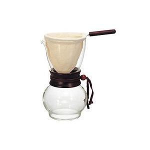 ハリオ(HARIO) ドリップポット・ウッドネック 1〜2杯用 キッチン 調理器具・調理道具  puapu-online