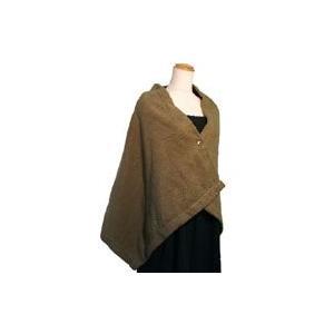 ナチュラルタイム もこもこ (Natural time Moko&Moko) 肩&膝かけ ファッション小物・ウェア・バッグ レディスウェア  puapu-online