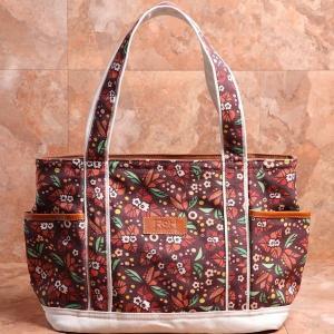 琉球帆布ショッピングトート(SHOPPING TOTE BAG) ファッション小物・バッグ・シューズ バッグ puapu-online