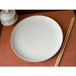 エビのチリソース26cm中華皿/業務用食器 激安 美濃焼 日本製\|puchiecho