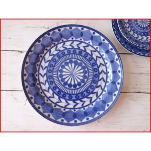 ペルシャ絨毯やモスクに描かれた幾何学の 模様をモチーフにしたオリエンタル調の 素敵な食器シリーズ「ブ...