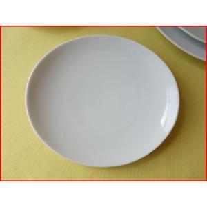ソフトオーバル17cm取り皿/白い食器 銘々皿 美濃焼 小皿 和食器 おしゃれ 陶器\|puchiecho