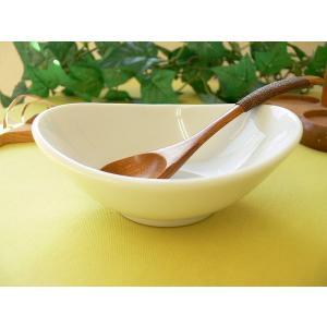 ソフトオーバル11cmバニラアイスボール/業務用食器 カフェ食器 白い食器 小鉢 おしゃれ 北欧風\|puchiecho