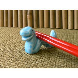 蛇の箸置き(ブルー)/カトラリーレスト スプーンレスト はしおき/箸おき 激安/和食器/ナチュラル雑貨 インスタ映え|puchiecho