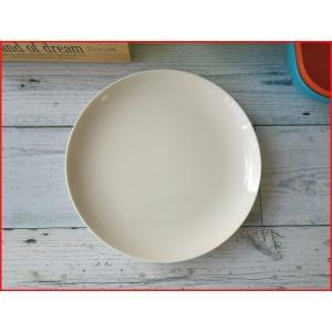 おしゃれなケーキ皿/八宝菜の20cm中華皿/絵付け教材 業務用食器 激安 美濃焼 日本製 転写|puchiecho