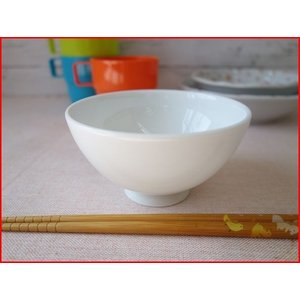 高級白磁材質!白くて軽い10cm子供茶碗/子供食器 お茶碗 ご飯茶碗 和食器 おしゃれ 飯碗\|puchiecho