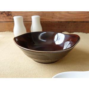 和食器 アメ釉薬の14cm天つゆ用とんすい\通販 販売 激安 小鉢 取り皿 おしゃれ 日本製 陶器|puchiecho