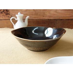和食器 メタルブラックの14cm天つゆ用とんすい\通販 小鉢 取り皿 おしゃれ 日本製 かわいい 陶器|puchiecho