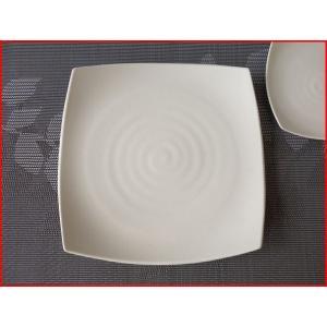 桜萩スクエアー22cmランチプレート/角皿/和食器 おしゃれ ワンプレート 食器 激安 大皿\|puchiecho
