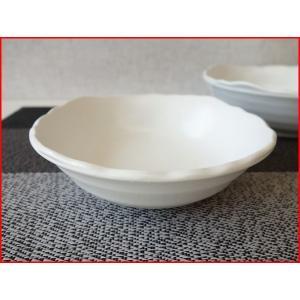 粉引風スクエア16cm和風ミニサラダボール/和食器 取り鉢 中鉢 盛り鉢 陶器 ボウル\|puchiecho