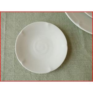 華花13cm醤油皿/菓子皿 銘々皿 美濃焼 小皿 和食器 おしゃれ 陶器\|puchiecho