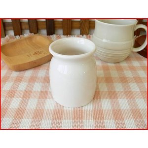 (訳あり)牛乳瓶型のプリン容器(プリン 瓶 型 牛乳瓶 容器 アウトレット 美濃焼 日本製 インスタ映え)|puchiecho