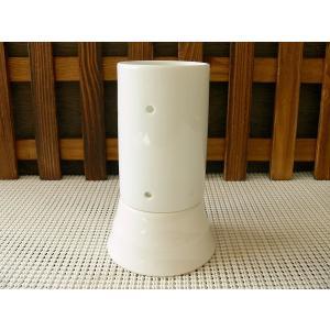 (訳あり)おしゃれな陶製ティーライトキャンドルホルダー/ろうそく立て 陶器 燭台 おしゃれ キャンドルスタンド\|puchiecho