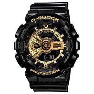 G−SCHOK ジーショック 金色フェイス GA−110GB−1AJF CASIO カシオ|puchikobe