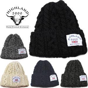 HIGHLAND 2000 (ハイランド2000) BOB CAP ニットキャップ  ■創業以来10...