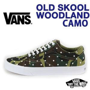 VANS (バンズ) OLD SKOOL オールドスクール WOODLAND CAMO ■ VANS...