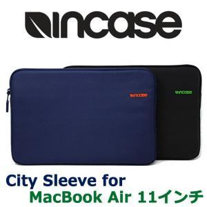 インケース Incase City Sleeve for MacBook Air 11インチPCスリ...