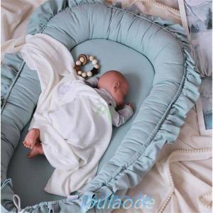 ベッドインベッド ベビーベッ 新生児ベッド 添い寝ベッド 寝返り防止 オムツ換え 女の子 男の子 赤...
